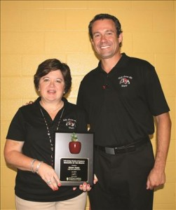 Ed of Month - Kathy TomaHGMS