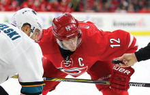 Carolina Hurricanes:  Preparing for a new season in the Eye of the Storm  By Peter Koutroumpis