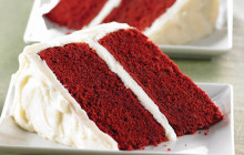 VALENTINE'S DAY RECIPE RED VELVET CAKE