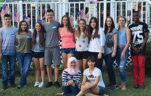 A Community of International Friends – By Lynanne Fowle