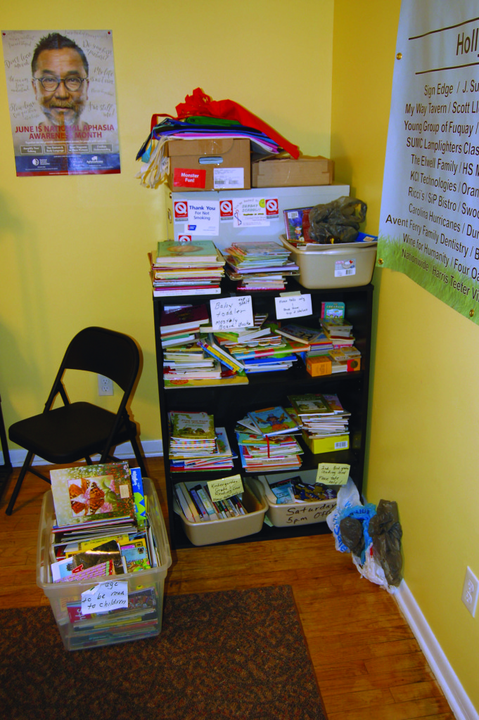 food pantry books