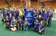 A Banner Year for the Holly Springs High School Robotics Team   By Amy Iori