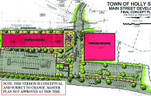 Downtown Holly Springs Project