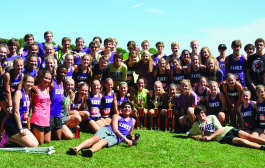 Racing to the Top  Holly Springs High School Cross Country Team    By Stacy Kivett