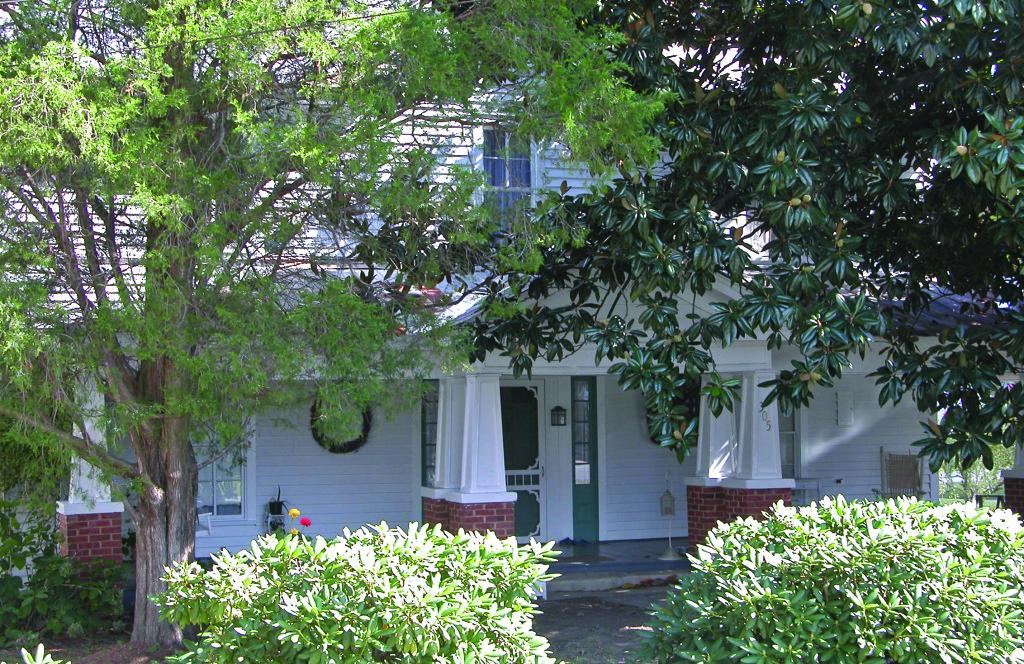 Wood-Burt House (Simpson)